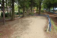 長野運動公園 マレットゴルフ14番ホール