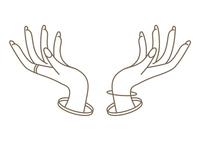 Clean hands [5045814] hand