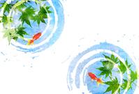 Summer greeting card [5049824] Ocean