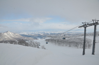 Summer Oil Takara Ski Resort Gondola Stock photo [5054316] Skiing