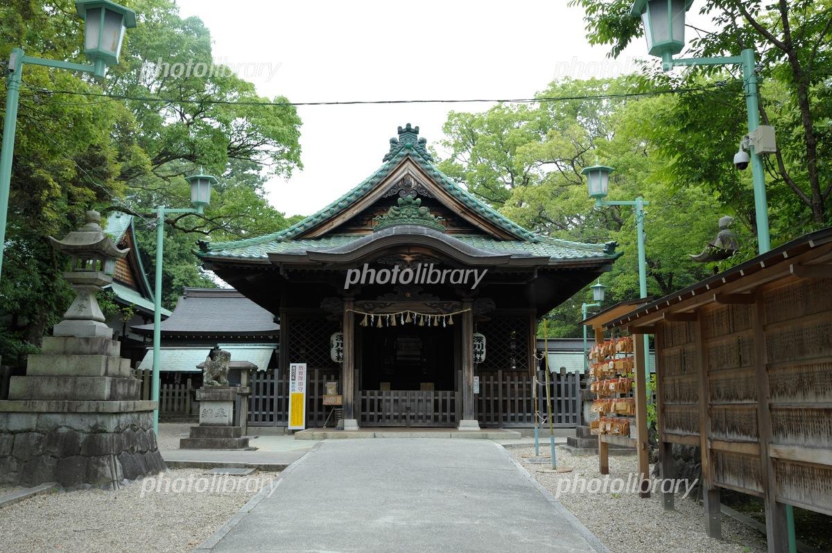 深川神社 写真素材 [ 5140042 ] ...