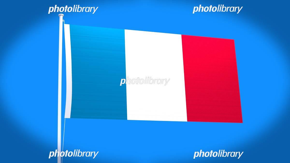 フランス国旗 イラスト素材 5140278 フォトライブラリー Photolibrary