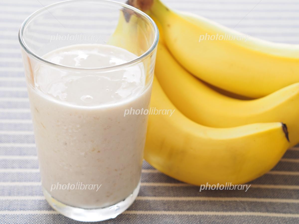 スムージー バナナ