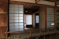 Shigeyoshi Saito study room of Hakone Sanso
