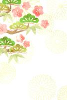 New Year cards Shochiku Mei [5328758] An
