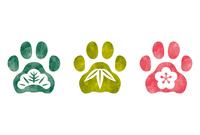 Year / Shochikumei footprint [5334276] A