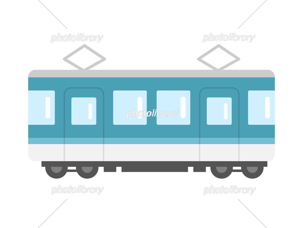 電車 イラスト素材 [ 5397356 ] - フォトライブラリー photolibrary