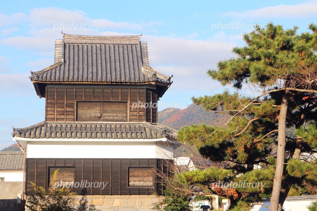 日出城 鬼門櫓 写真素材 [ 5443750 ] - フォトライブラリー photolibrary