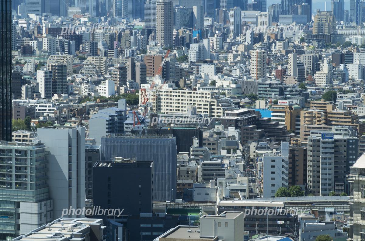 東京風景 大都会の街クローズアップ 写真素材 [ 5444275 ] - フォト ...