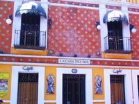 The city of Puebla, Mexico Stock photo [187479] Mexico