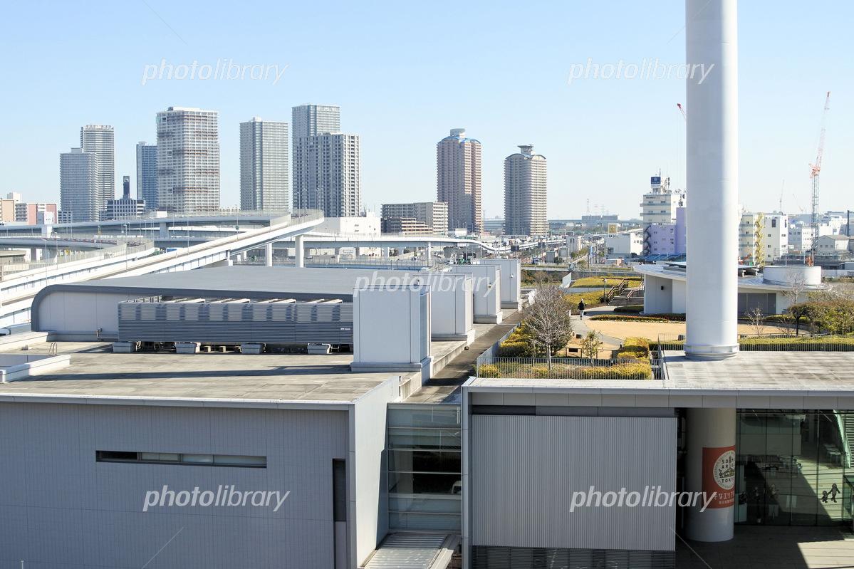 東京臨海広域防災公園 写真素材 [ 5930211 ] - フォトライブラリー ...