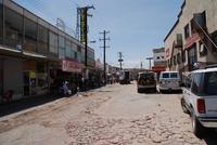 Back street of Mexico Ciudad Juarez Stock photo [202106] Mexico