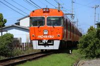 伊予鉄道の電車