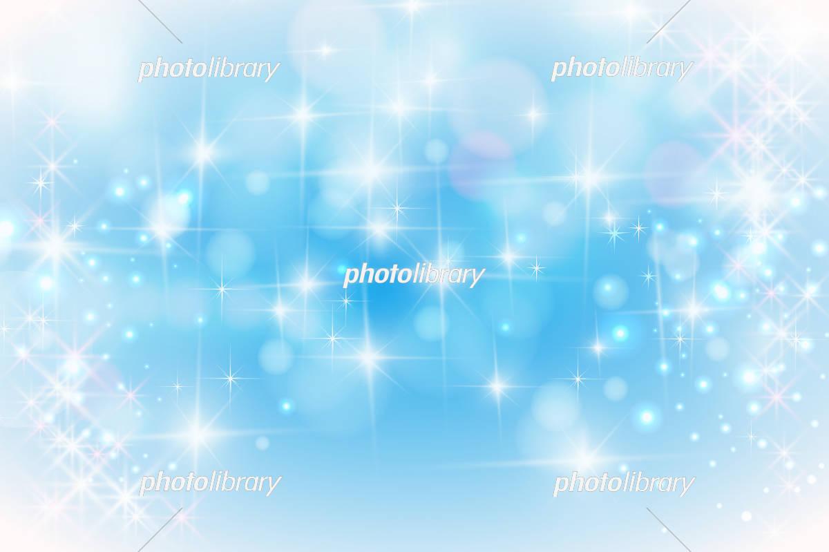背景素材壁紙 キラキラした光との輝きとグラデーション イラスト素材