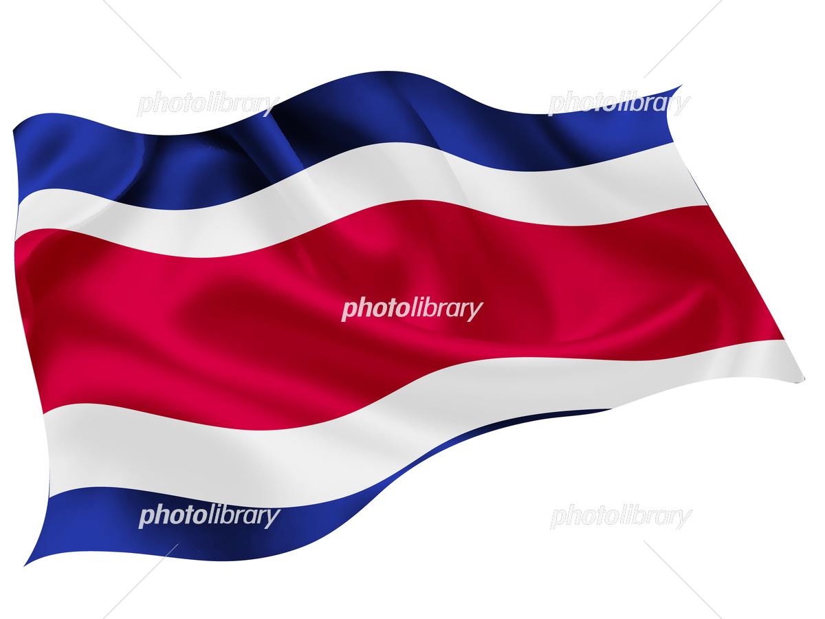 国旗 コスタリカ