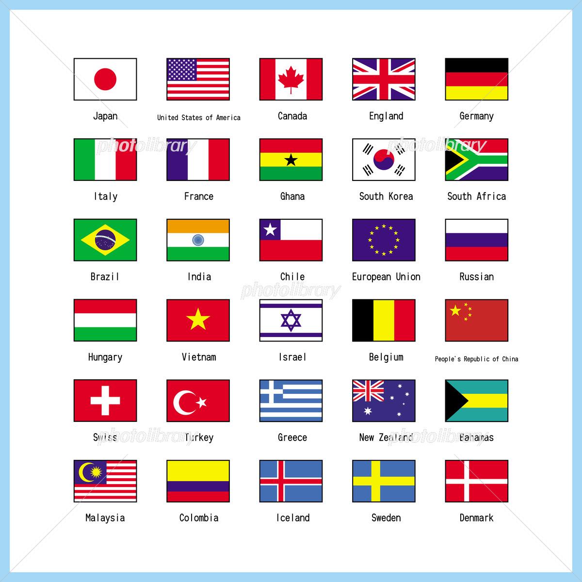 国旗 一覧 の 世界 国旗データ一覧