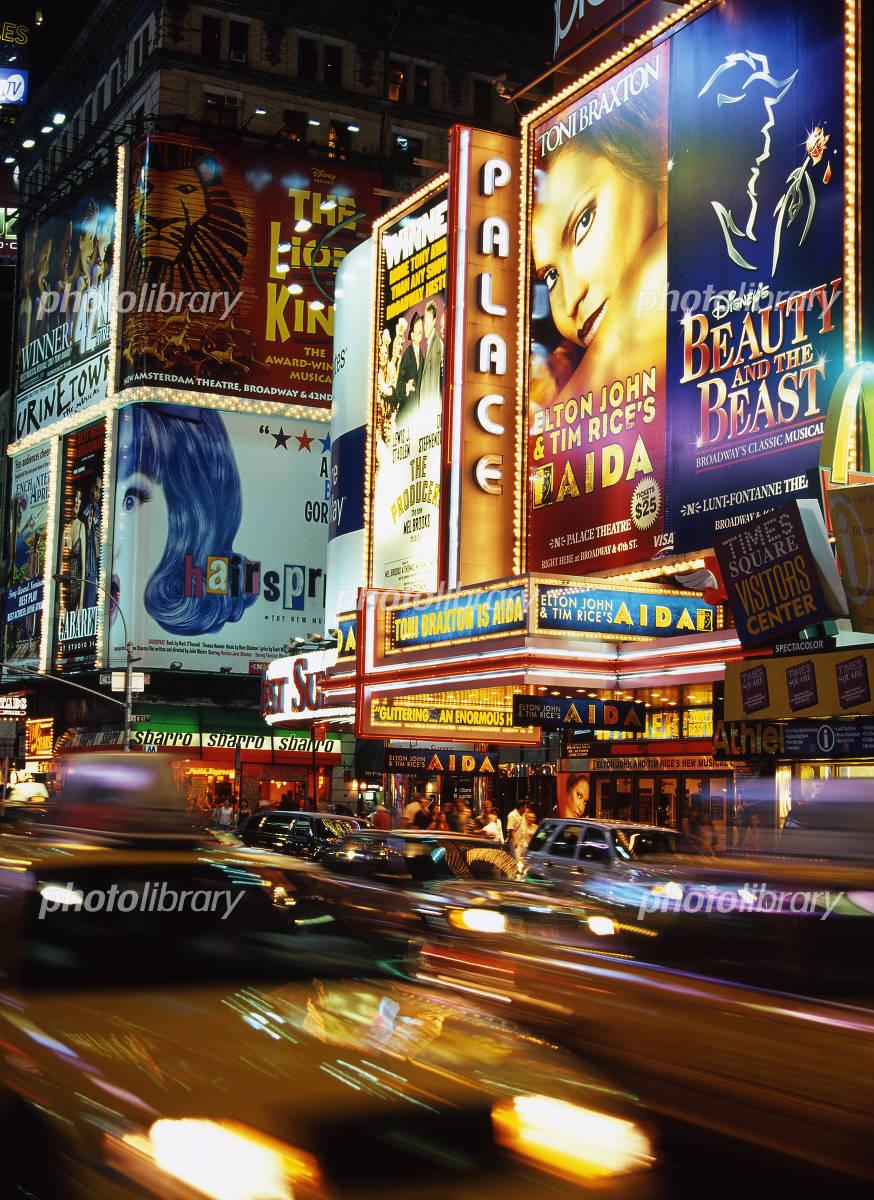 タイムズスクエア-写真素材 タイムズスクエア 画像ID 275025  タイムズスクエア