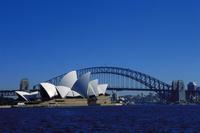 Harbour Bridge Opera House Stock photo [278186] Australia