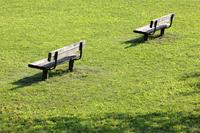 Park bench Stock photo [279587] Aomori