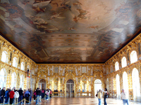 Catherine Palace, ballroom Stock photo [279624] Ekaterina