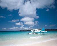 Great Barrier Reef seaplane Stock photo [281603] Australia