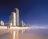 Gold Coast morning Stock photo [281604] Australia