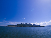 Seto Inland Sea National Park Miyajima Stock photo [580038] Hiroshima