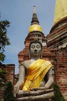 Ayutthaya Buddha Stock photo [581442] Buddha