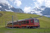 Swiss mountain railway Stock photo [581420] Switzerland