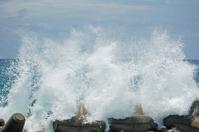 Sea waves Stock photo [589656] Okinawa