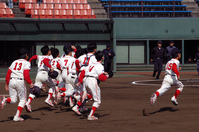 Boys baseball Stock photo [655700] Boys