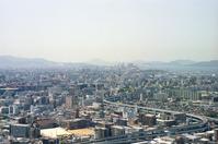 Fukuoka city Aerial Stock photo [655802] Fukuoka