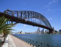 Harbour Bridge Stock photo [668177] Sydney