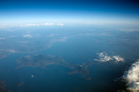 Suo Oshima Aerial Stock photo [669667] Yamaguchi