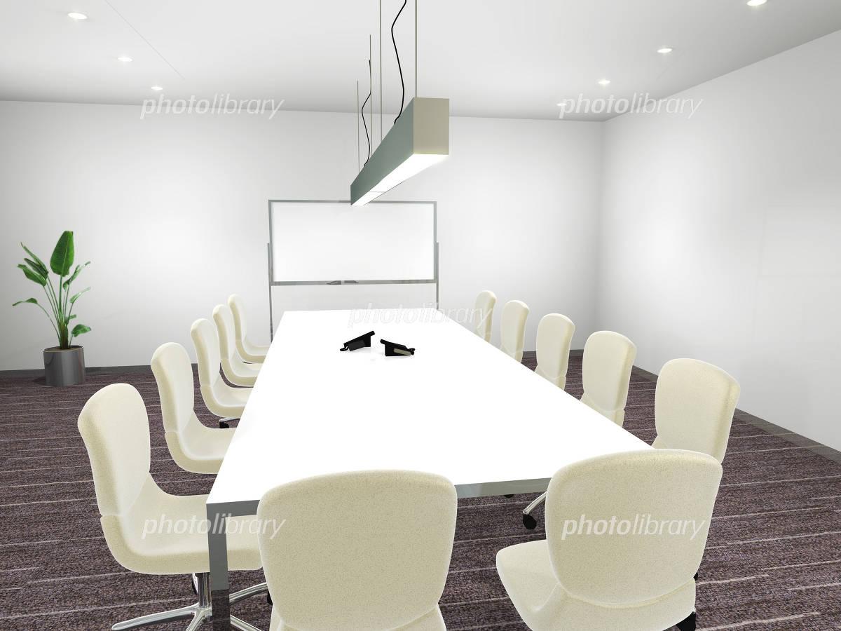 会議室のイラスト