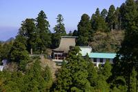 Hikosan God Hohei hall Stock photo [751332] Shrine