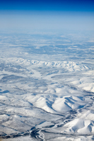 Russian Far East Northern Aerial Stock photo [752143] Russia