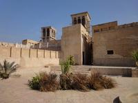 Bastakiya historical district Stock photo [755221] Dubai
