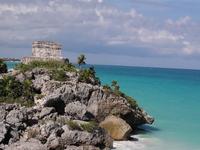 Caribbean and Mayan ruins Stock photo [757919] Maya
