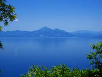 Lake Inawashiro and Bandai Stock photo [828189] Lake