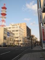 Central passage of Morioka Stock photo [828995] Morioka