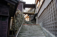 Alley of Furuichi was crowded with Ise lecture Stock photo [830584] Ise