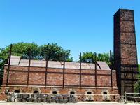 Chimney of brick Stock photo [832114] Brick