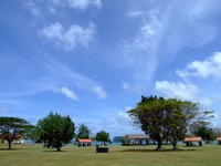 Lee Pao Beach Park Stock photo [832209] Guam