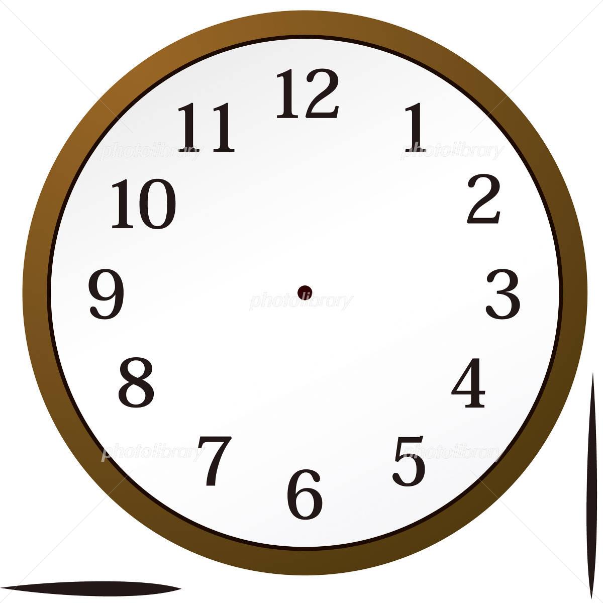 時計の文字盤のイラスト イラスト素材 909440 フォト