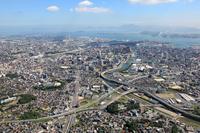 Kitakyushu aerial photo Stock photo [898707] Urban