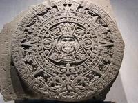 Aztec Calendar Stock photo [901370] Aztec