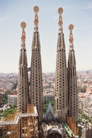 Sagrada Familia Stock photo [905747] Antonio