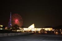 A Ferris wheel night view Stock photo [906245] Ferris