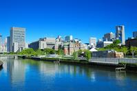 Osaka Nakanoshima Stock photo [907904] Chuan